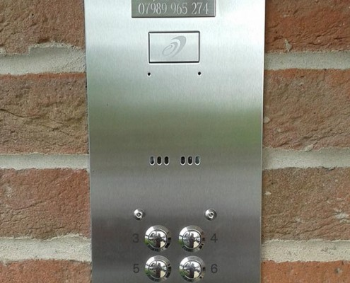 Abbeygate Locksmiths Entry System