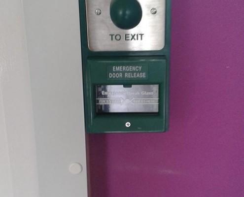 Abbeygate Locksmiths Roller Shutter Door EmergencyExit