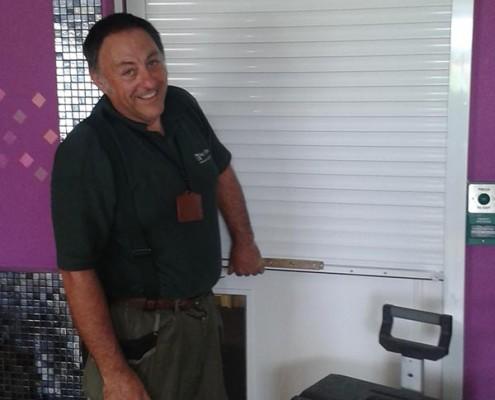 Abbeygate Locksmiths Roller Shutter Door EmergencyExit4